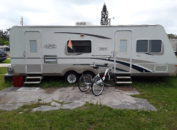 L.Mo's travel trailer